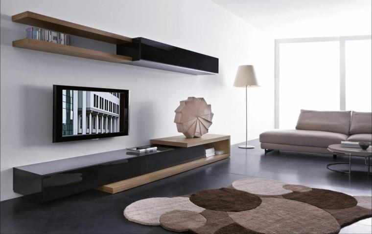 Muebles De Salon Modernos Italianos Perfect Estupendo Mesas De