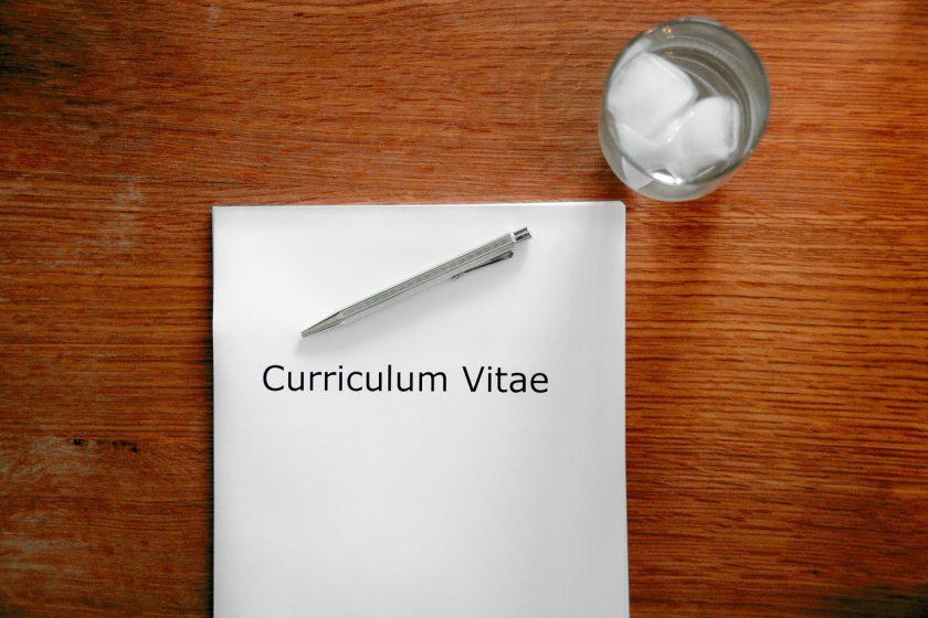 Currículum Vitae básico